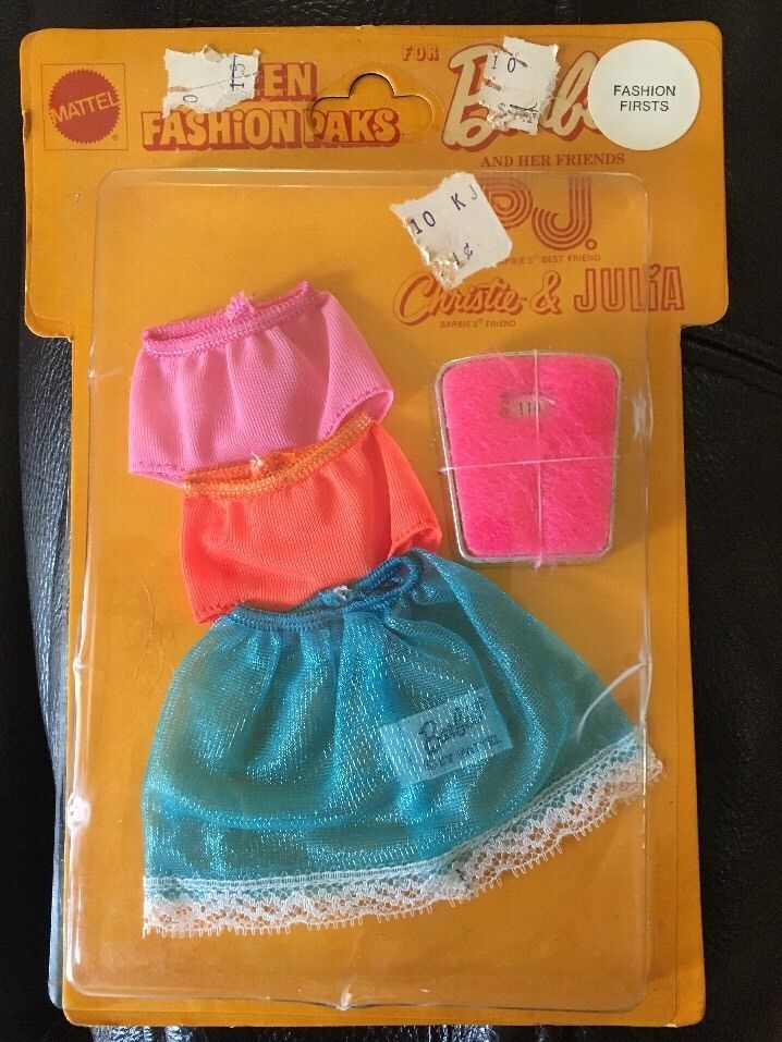 Barbie Teen Fashion Paks - Fashion Firsts
