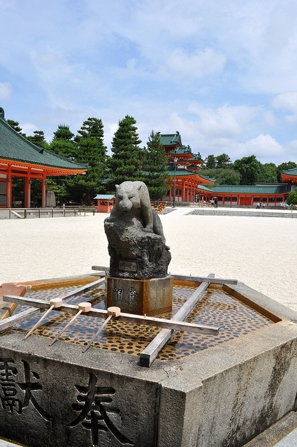 Heian Jingu Shrine ~ Kyoto