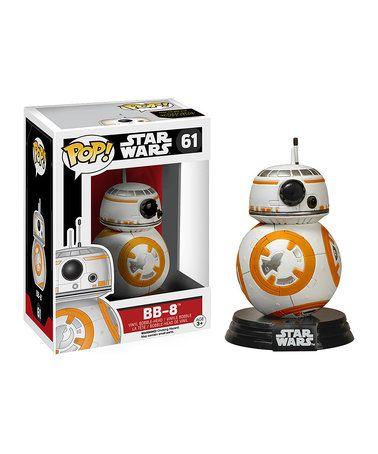 Loving this Star Wars Rogue One BB-8 POP! Figurine on #zulily! #zulilyfinds