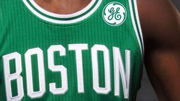 General Electric lucirá en las camisetas de Boston Celtics
