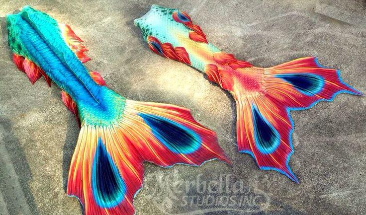 Merbella studios tail creation