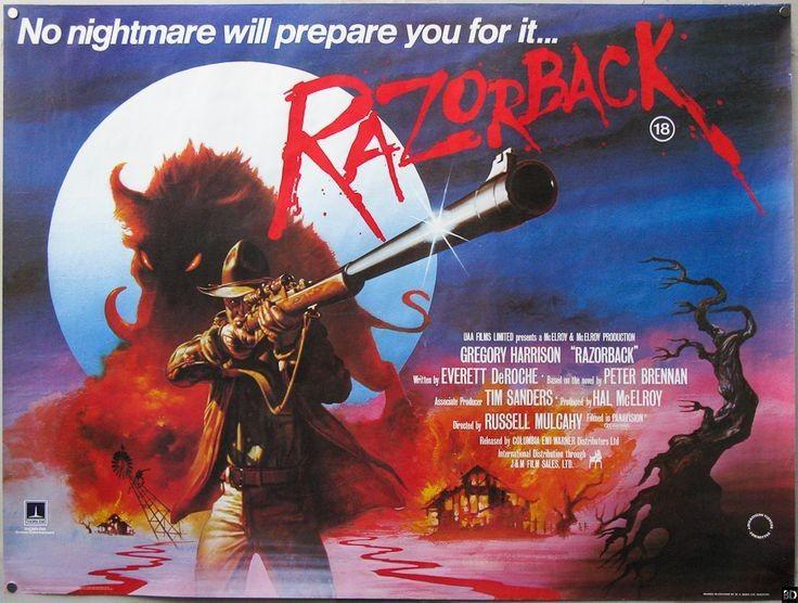 Image result for Razorback movie