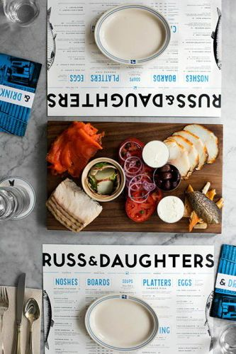 New York | Russ and Daughters • 127 Orchard Street – are you hungry yet?  / via design*sponge