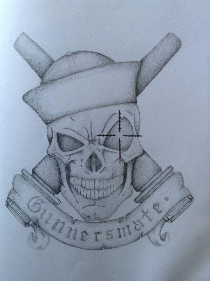 u s navy gunnersmate symbol by greatlygeeky