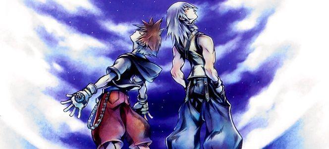 Kingdom Hearts Re-Chain of Memories