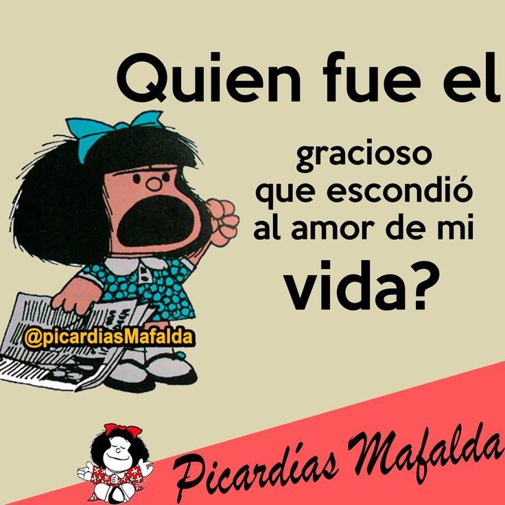 Siempre Mafalda.