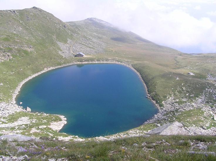 Golemo ezero - Pelister 2 200 m - Makedonija