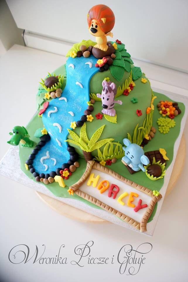 Raa raa cake ;)