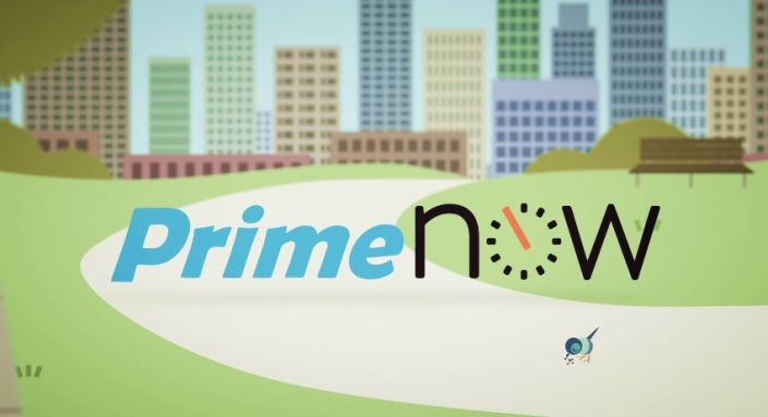 Amazon Brings One-Hour Delivery To Baltimore And Miami #AmazonPrime