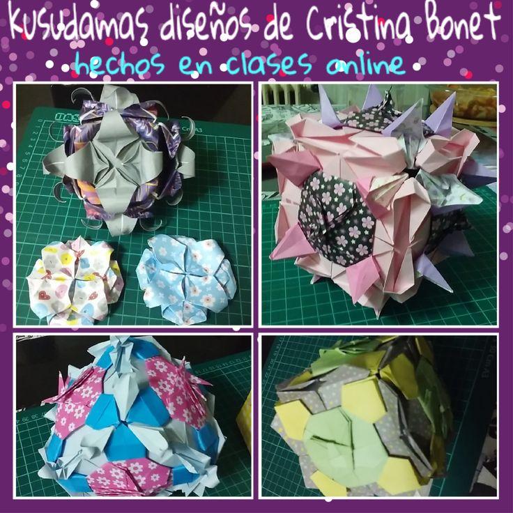 #kusudamas #origami