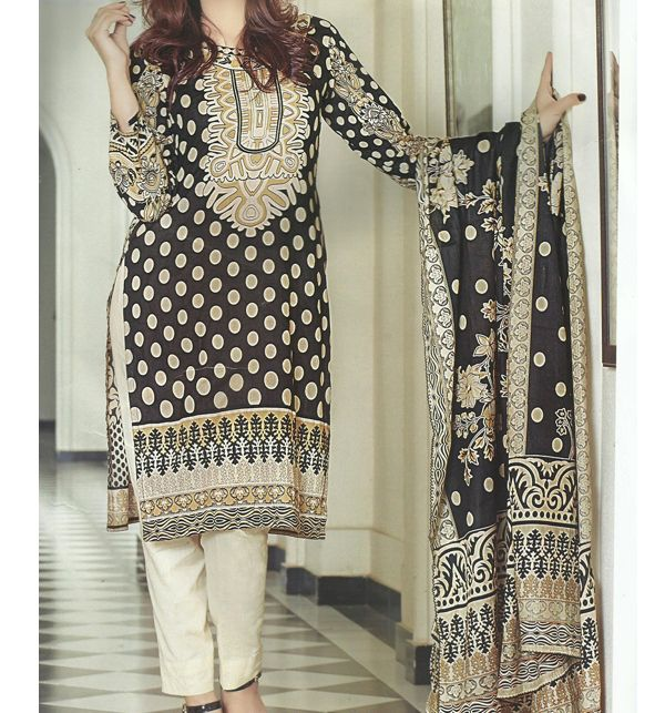 Dawood Classic Printed Lawn Collection Unstitched (DC-41) Online Shopping & Price in Pakistan