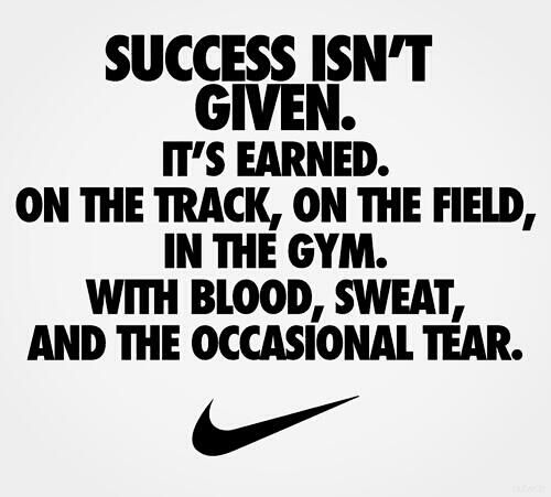 Quotes Hard Work: Hard Work Quotes Nike - Google Search