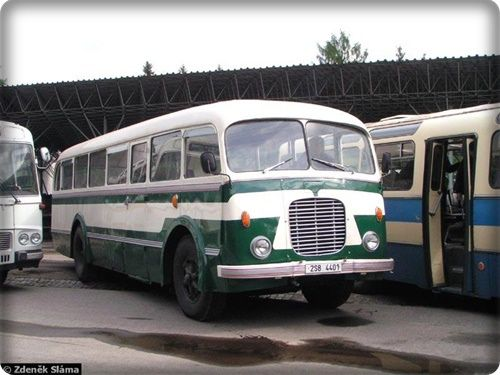 1969 Škoda 706 RO Lux