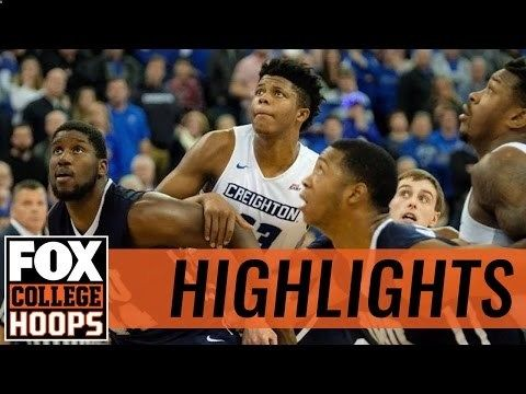Creighton Bluejays stay undefeated, squeak by Oral Roberts | 2016 COLLEGE BASKETBALL HIGHLIGHTS
