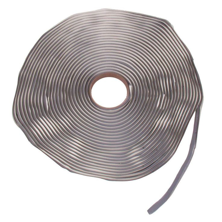 Fabral 1/4 in. x 40 ft. Butyl Rubber Sealant Tape40BT