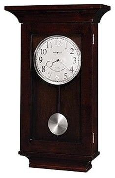 Howard Miller Contemporary Wall Clock - Gerrit - transitional - Wall Clocks - Expressions of Time, LLC