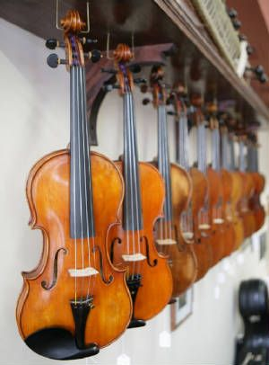 42 Best Images About Musical Instrument Display On