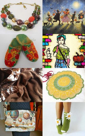 Welcome Fall by Jay'Lynn on Etsy--Pinned with TreasuryPin.com