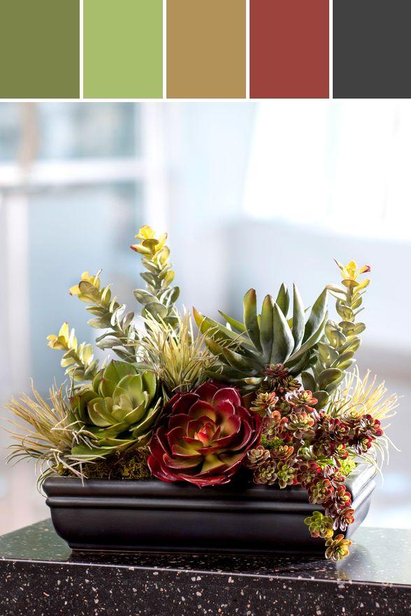 Best greenery arrangement ideas images on pinterest