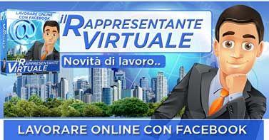 Business Online è una parola che spesso spaventa, ma che cela gradi opportunità di guadagno online ed è il caso del rappresentante virtuale