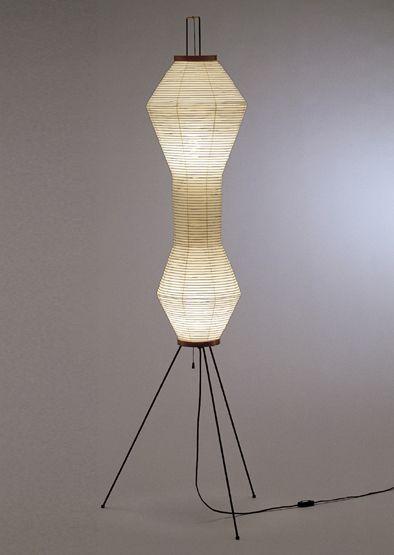 Akari light sculpture first series model no s7178 ozeki lantern co