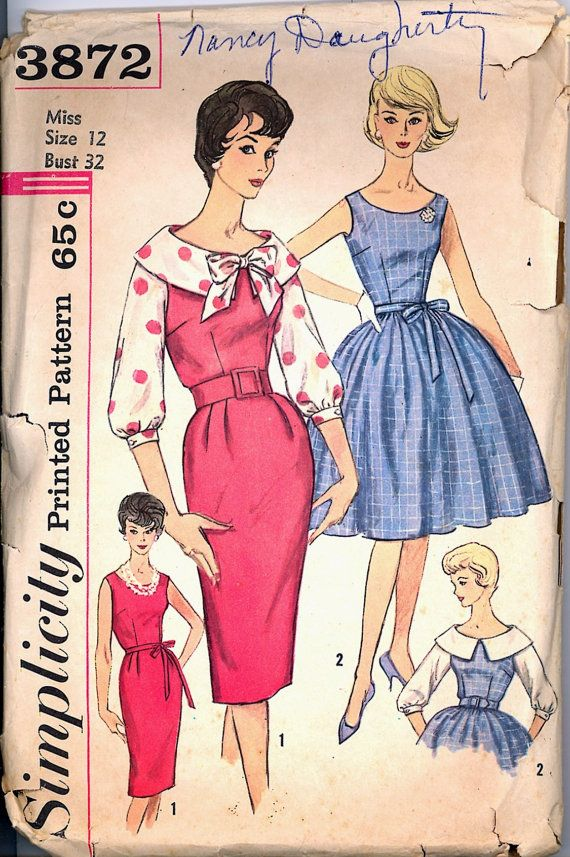 1000 images about 19601964 fashion on pinterest sewing