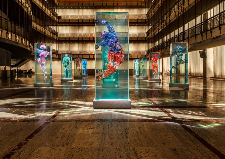 #throwback We are still loving this #installation from #DustinYellin http://huff.to/1HKM451