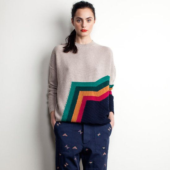 Mix it! Band of Outsiders Pre-Fall 2013