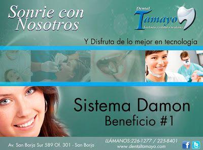 Ortodoncia. La mejor Opción es el sistema Damon http://dentaltamayolima.blogspot.com/2013/07/DentistaLima_14.html