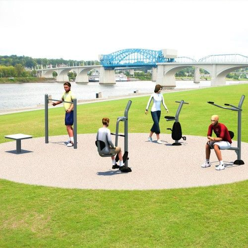 17 Best Images About Fitness Equipment On Pinterest: 42 Best Outdoor Fitness Equipment Images On Pinterest