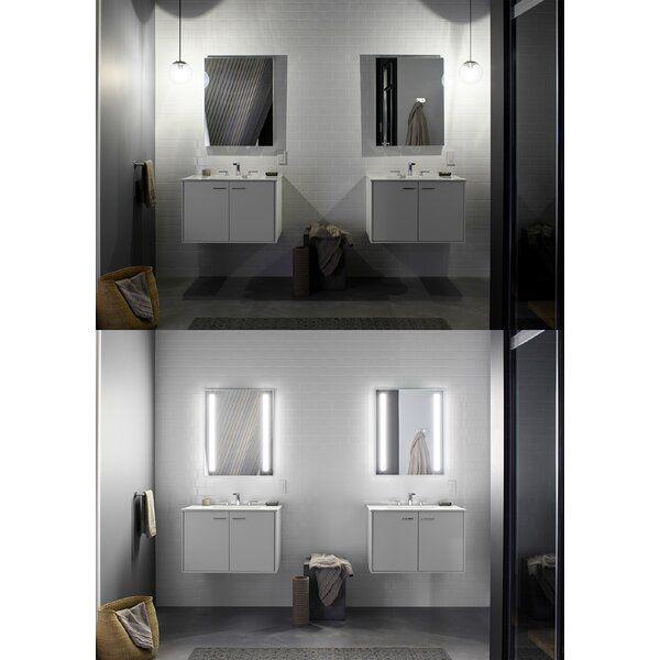 Verdera Tlc Light Mirror Cabinet24 Lighted Wall Mirror Mirror