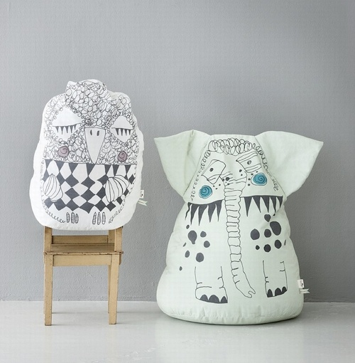 Zentangle soft sculpture: Ferm Living, Toys, Owl, Cushions, Edward Beans, Bags Design, Beans Bags Chairs, Mr. Beans, Kids Rooms