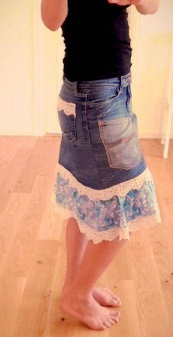 Har ni hört talas om Lantlollorna? Jag hade inte det då bloggaren som har Emsters Alster för ett tag sedan visade upp en cool kjol inspir...