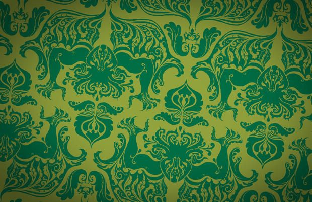 This Cthulhu Wallpaper Lets You Live Inside a H.P. Lovecraft Story | Mental Floss