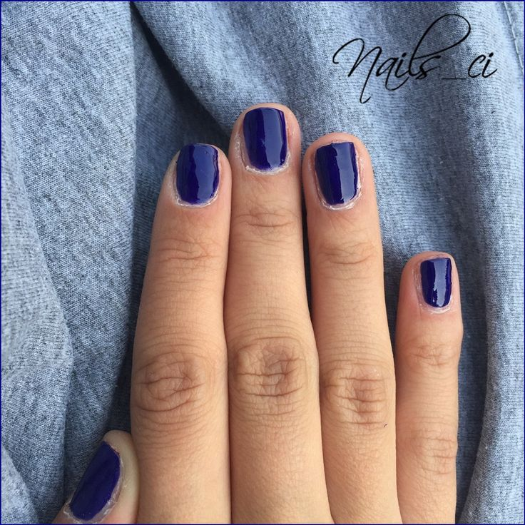 - Unghie Blu -