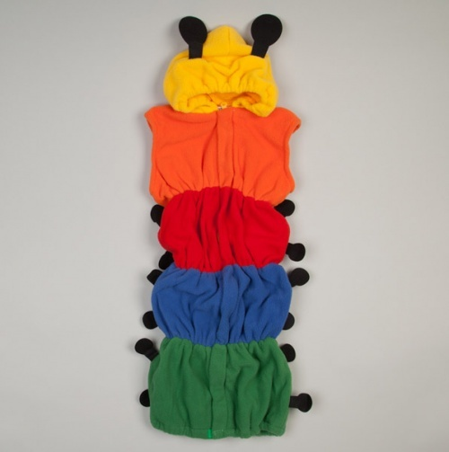 catepillar sleeping bag fasching fasching und n hen. Black Bedroom Furniture Sets. Home Design Ideas