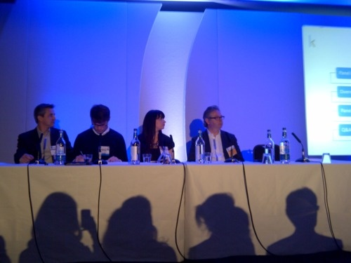 """""""Contract, Copyright, Collaborate & """"Communicate, the 4Cs of successful publishing business models in 21st century"""" at the  London Book Fair 2012"""