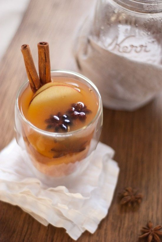 Wassail (a spin on the traditional British Christmas mulled cider)