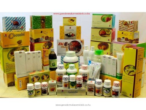 Gergely Takacs DXN Online Networking: Ganoderma Products for the healthy body http://www.dxncoffeemagic.com/products#katnev_101