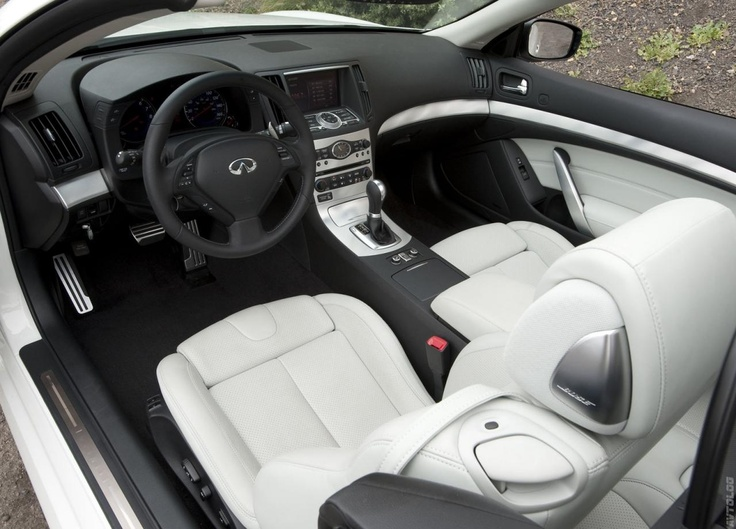 Infiniti G37 Convertible Makes A Run At Sexy Open Top Luxury