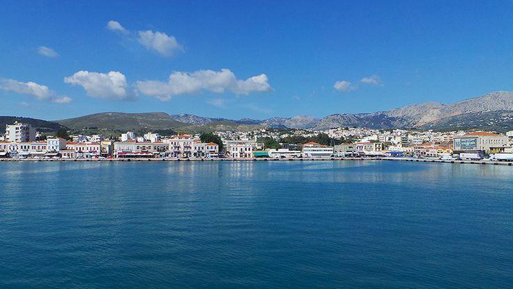 Chios Harbour
