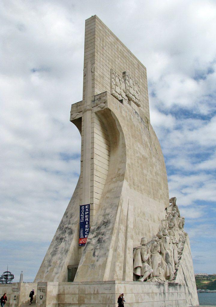 Padrão dos Descobrimentos (Monument to the Discoveries ...
