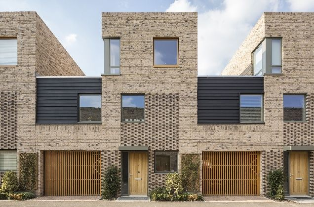 Abode housing Cambridgeshire by Proctor and Matthews