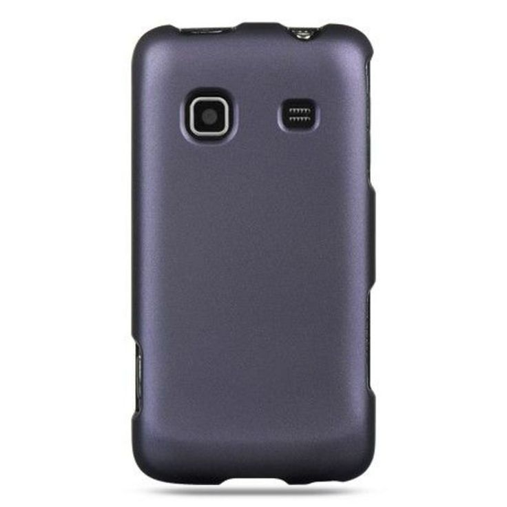 Insten Hard Snap-on Rubberized Matte Case Cover For Samsung Galaxy Prevail Boost Mobile #2293998