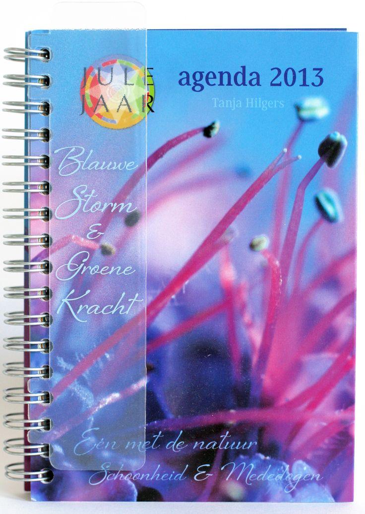Julejaar agenda 2013. Eetbare wilde planten en permacultuur. Hildegard von Bingen. (Bescherm Engelen: Schoonheid & mededogen)