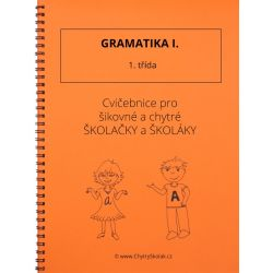Gramatika I - 1. třída