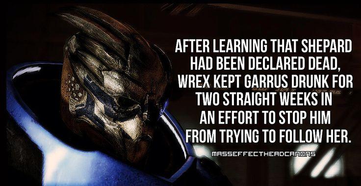 Mass Effect Headcanons: Photo