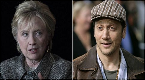 Rob Schneider could have come up with the best idea yet on how to handle unbridled Hillary