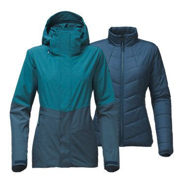 The North Face Women's Garner Triclimate Ski Jacket