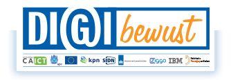 www.digibewust.nl  wil het veilig en verantwoord gebruik van internet en de computer, mobiele telefoons en andere digitale middelen stimuleren. Op de site vind je advies en handige tips over veiligheid